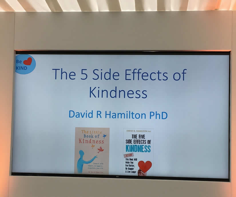 The 5 side effects of kindness by David Hamilton