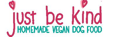Just be kind vegan dog food