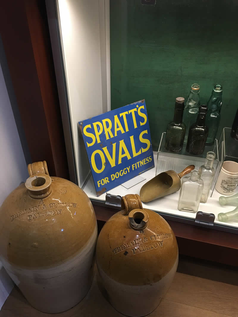 Spratt's Ovals were the very first dog biscuits made in the 1800's