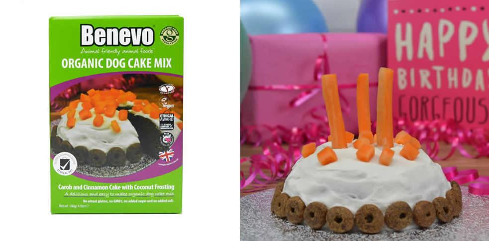 Benevo cake mix
