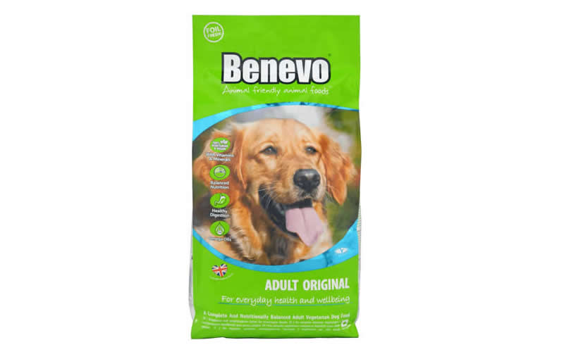 Benevo Vegan Dog Food