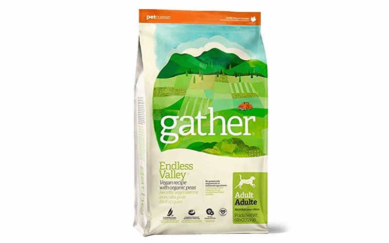 Gather Vegan Dog Food