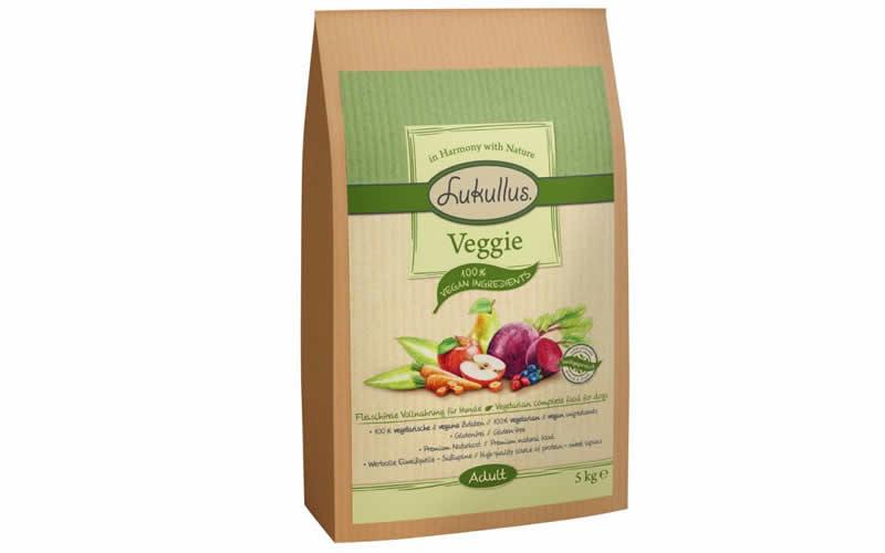Lukullus Vegan Dog Food