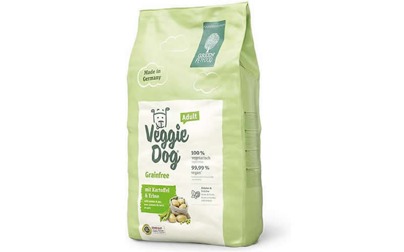 Veggie Dog Vegan Dog Food