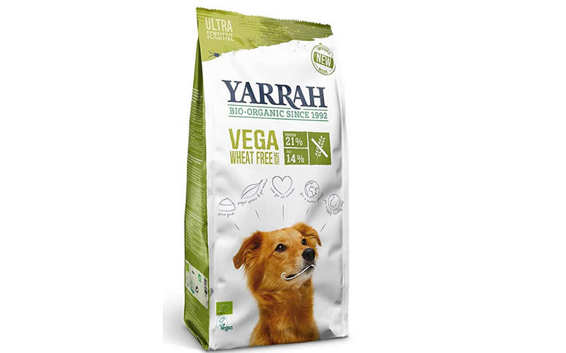 Yarrah Vegan Dog Food