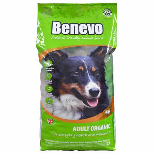 benevo vegan dog food