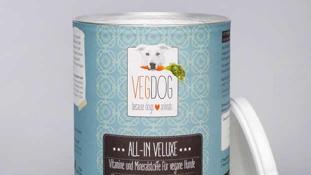 VEGDOG All-In-Veluxe supplement