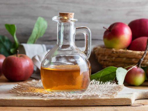 Should I add apple cider vinegar?