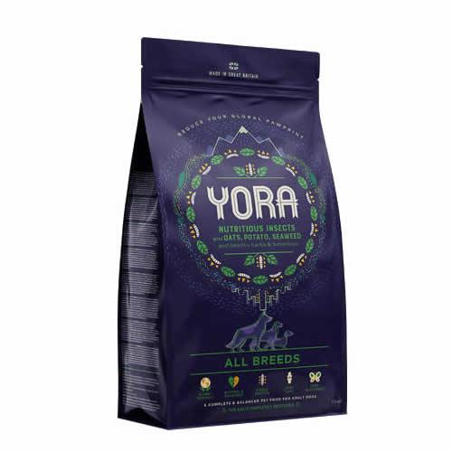Yora dog food