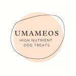 Umameo high nutrient dog treat logo