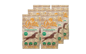 Greta vegan dog food from Vegan 4Dogs now sold in the UK