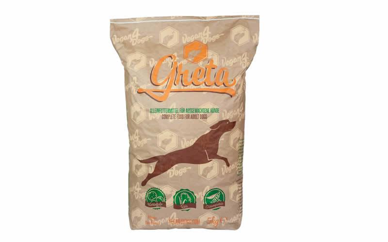 Greta complete vegan dog food from Vegan4Dogs