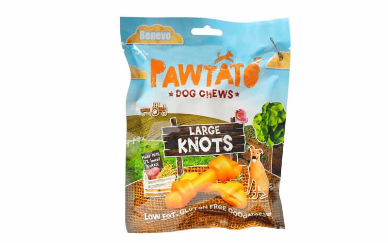 pawtato dog chews