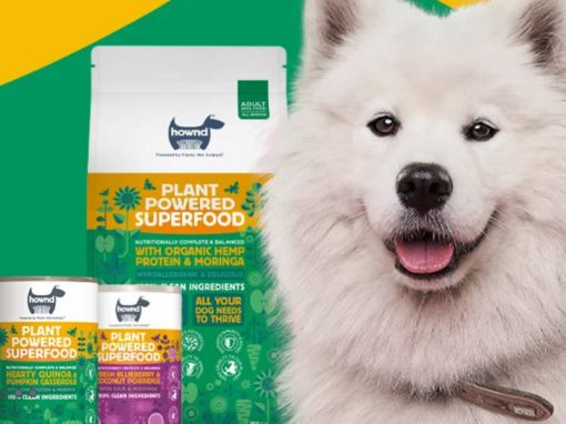 Hownd Plant Powered Superfood