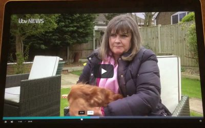 Plant-Based Dogs Featured On ITV News!