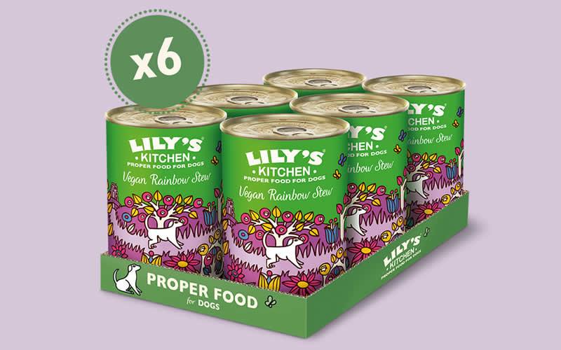 Lilys Kitchen Vegan Stew
