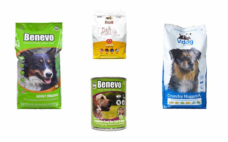 History of vegan foods in the UK - Benevo, V-Dog, Ami