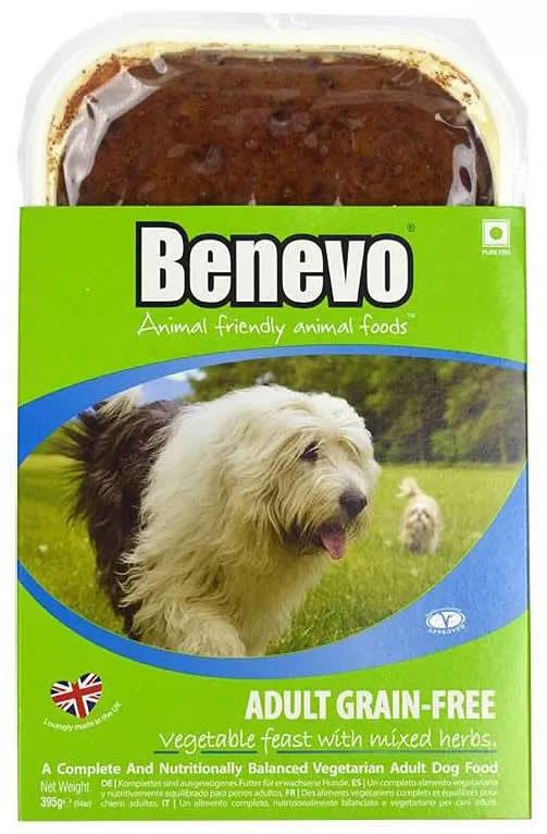 benevo grain free trays
