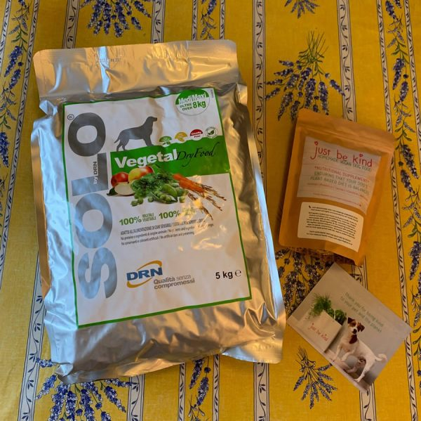 solo-vegetal and supplement